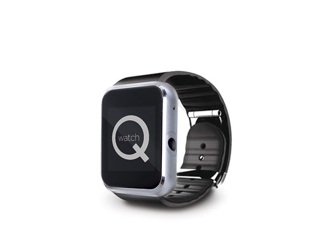QBell - Qwatch - Smartwatch - Wearable