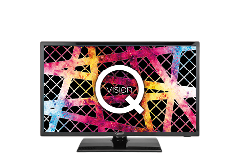 "22"" FULL HD DVB-T2 HEVC<br/>Monitor + TV"
