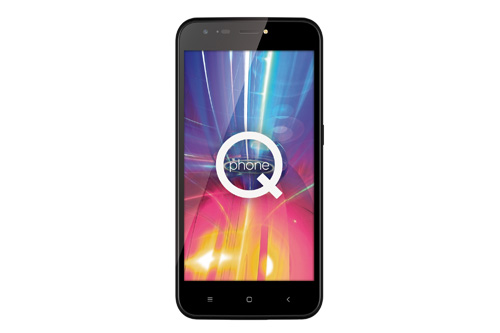 "5"" QPHONE 5.6<BR/>4 CORE – ANDROID 7.0 <BR/>1GB/8GB – 2/5+0,3MPx"
