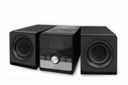 Mini HI-FI System<br/>CD-USB-MP3-AUX