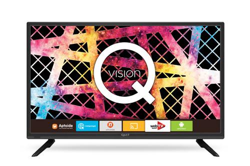 "32"" SMART HD <br/> DVB-T2 HEVC main 10"