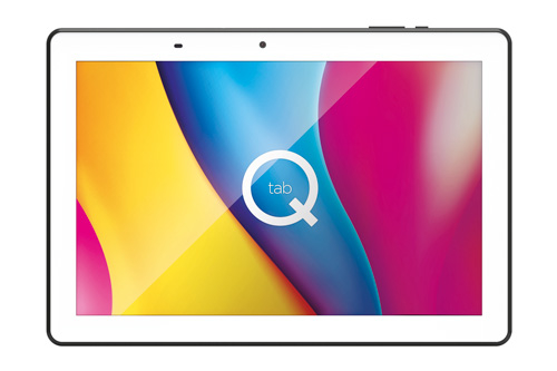"10,1"" QTAB10 <br/>4 CORE – ANDROID GO  1GB/32GB – 5/8MPx"