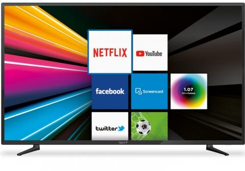 """50"""" SMART UHD <br/> DVB-T2/S2 HEVC main 10"""