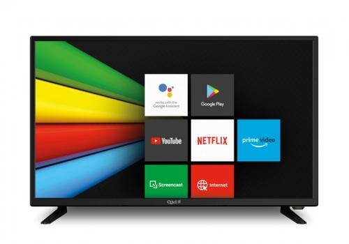 "32"" SMART HD Google Android 9.0 <br/> DVB-T2/S2 HEVC main 10"
