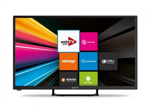 "32"" SMART HD READY <br/> DVB-T2/S2 HEVC main 10"
