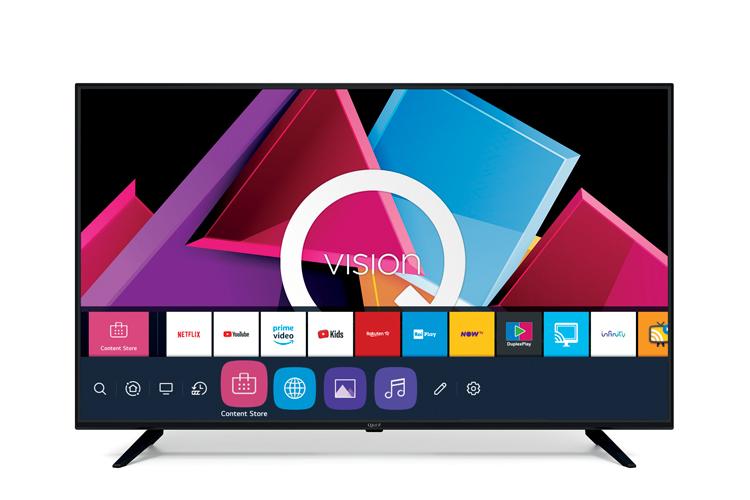 """32"""" HD webOS <br/> DVB-T2/S2 HEVC main 10"""