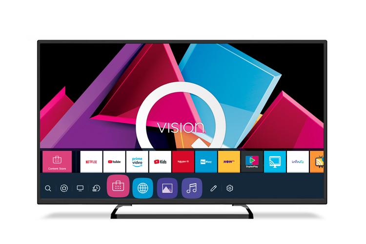 """42"""" FHD webOS <br/> DVB-T2/S2 HEVC main 10"""