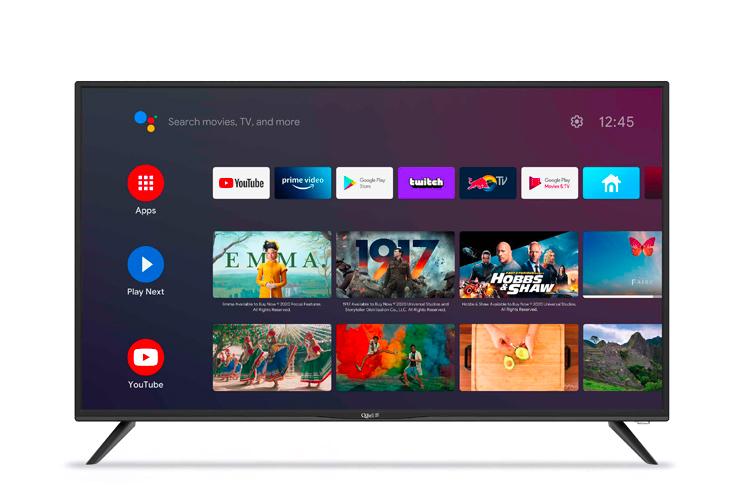 """40"""" FHD Google Android 9.0 <br/> DVB-T2/S2 HEVC main 10"""