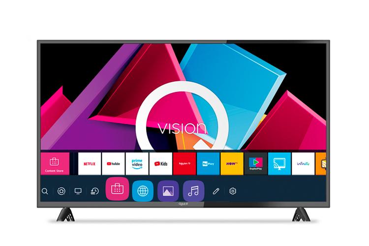 """45"""" UHD webOS <br/> DVB-T2/S2 HEVC main 10"""